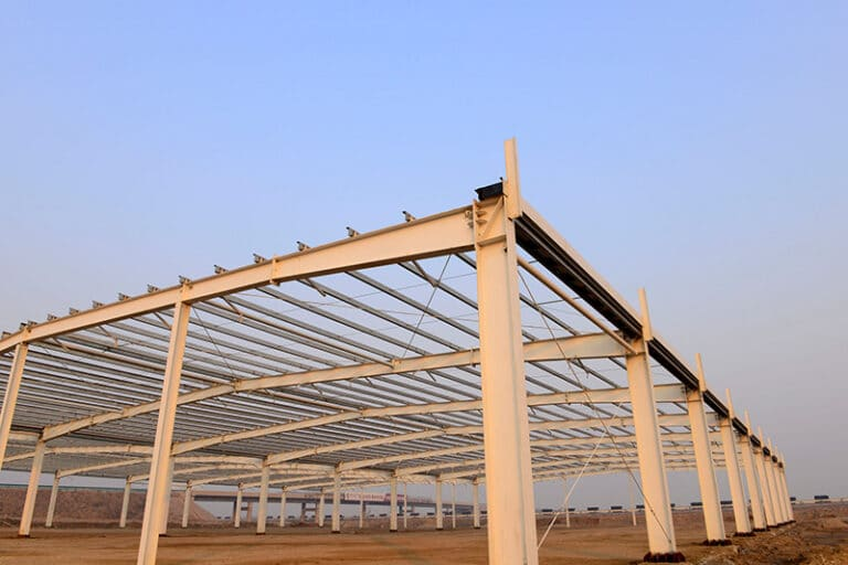 pre engineered building construction